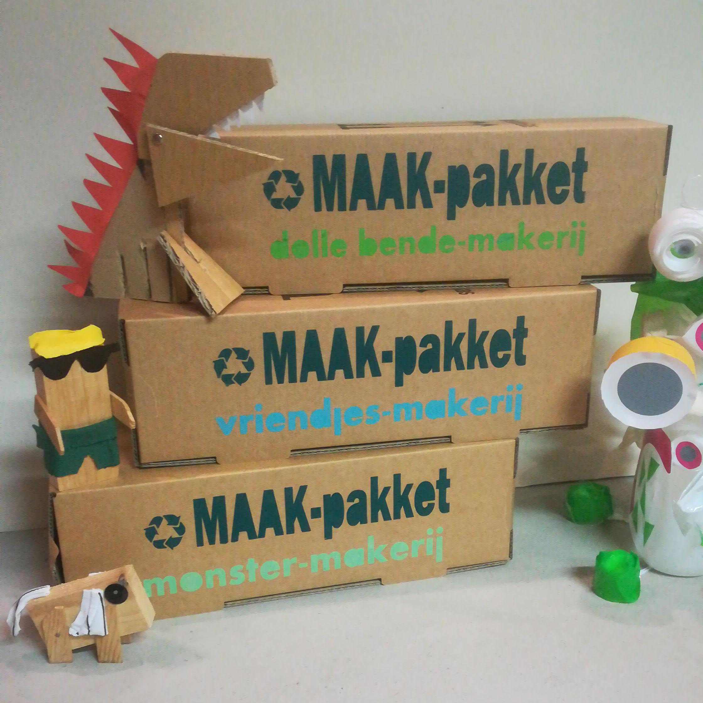 maak-pakketten